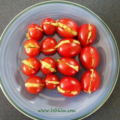 Healthy Tomato Bursts