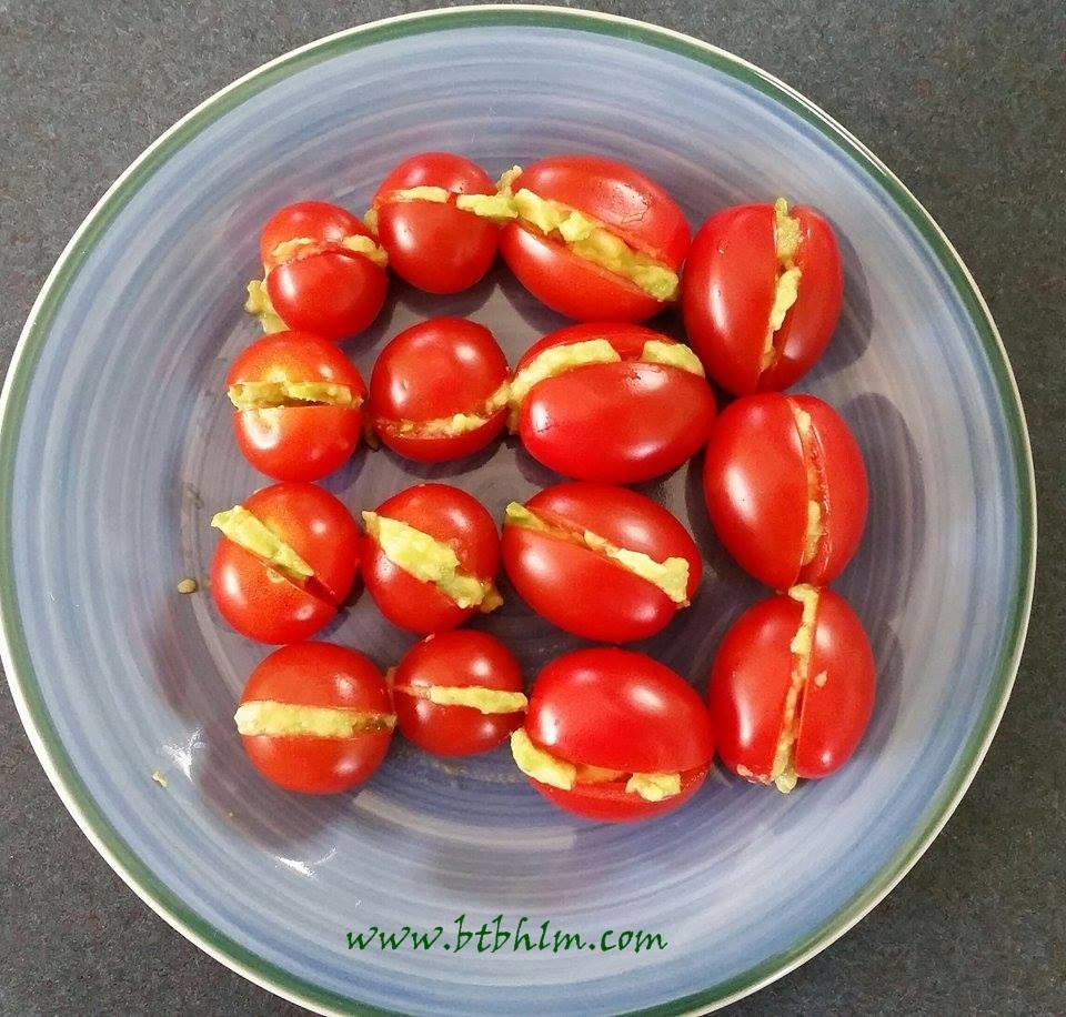 Tomato Bursts