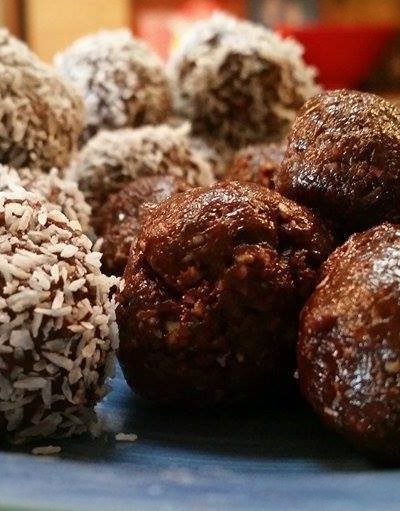 Zinc Boosting Bliss Balls