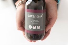 Culture Clean Probiotic Cleaner