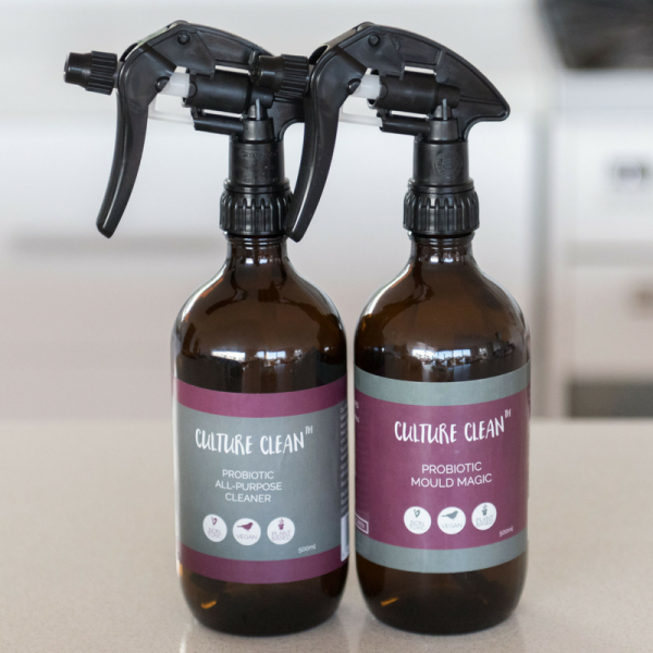 Culture Clean and Mould Magic Cleaning Combo Pack