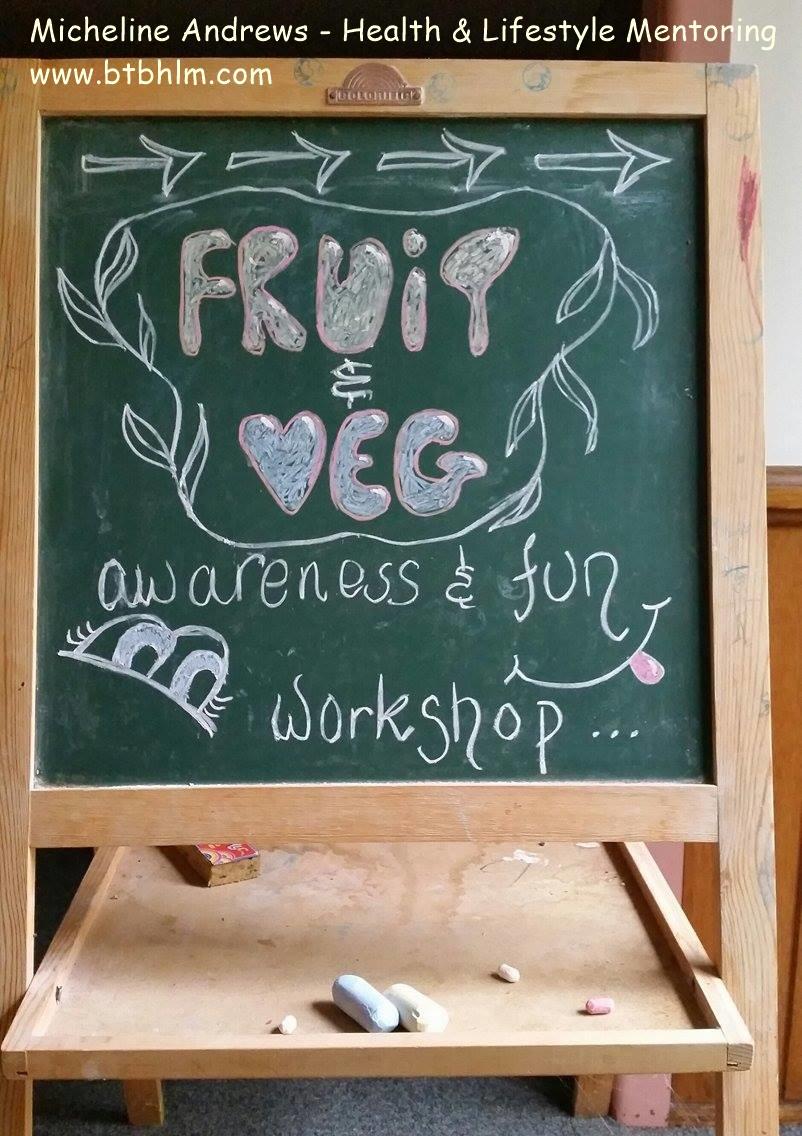fruit & veg board