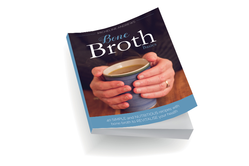 Bone Broth Basics book how to make bone broth