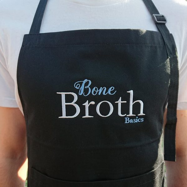 Bone Broth Basics Apron