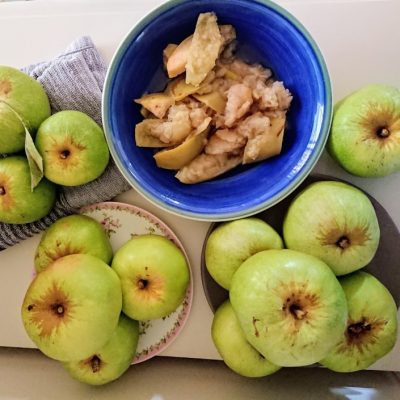 Stewed Apples for Gut Health
