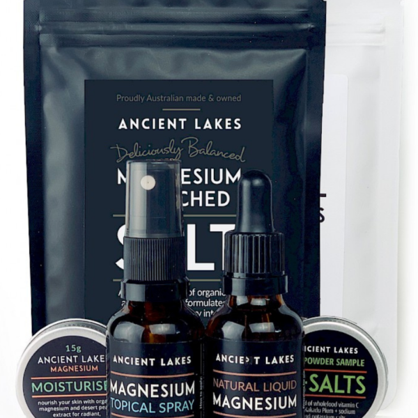 Ancient Lakes Magnesium Sample Pack