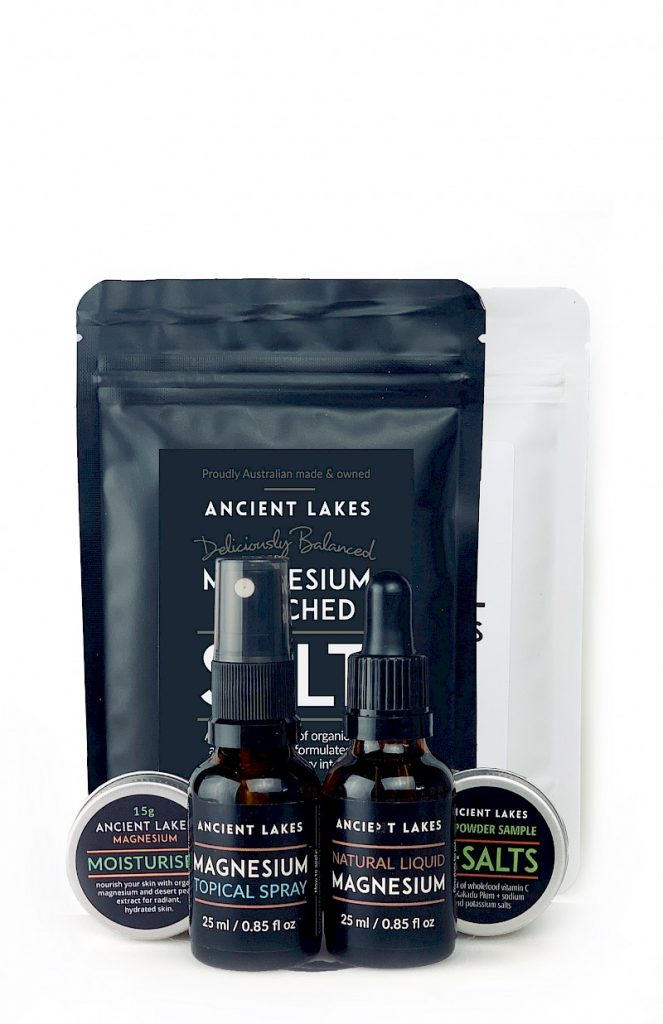 Ancient Lakes Magnesium Sample Pack