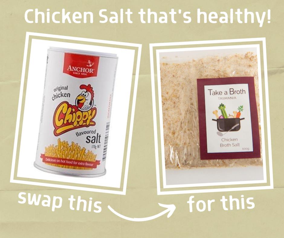 Chicken Salt That's Healthy!