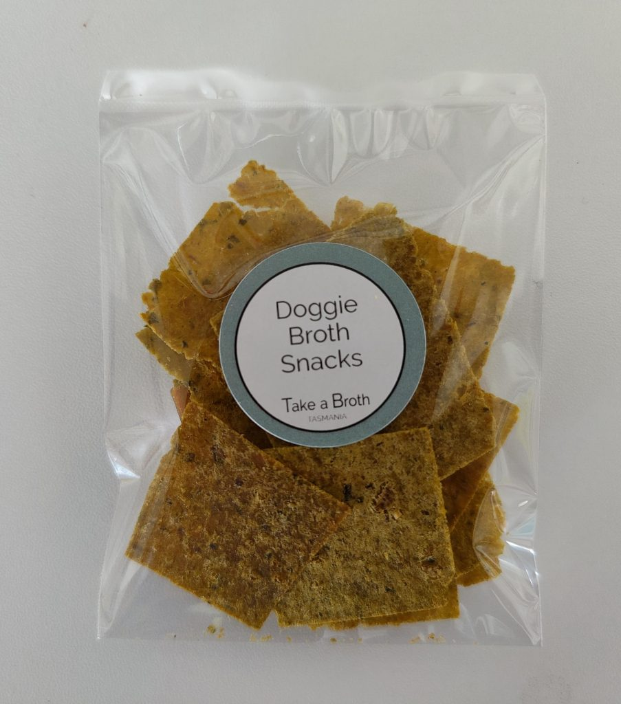 Doggie Broth Snacks - Take A Broth Tasmania