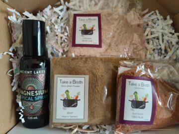 Nourishing Gift Pack Broth Tasmania Made